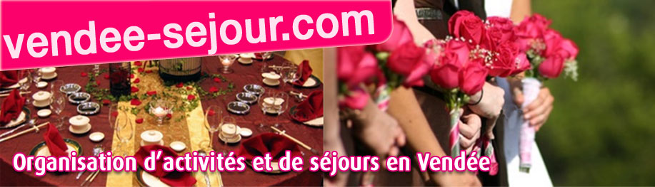 Vendee Mariage Mariages Banquet Seminaires Chateau A Louer